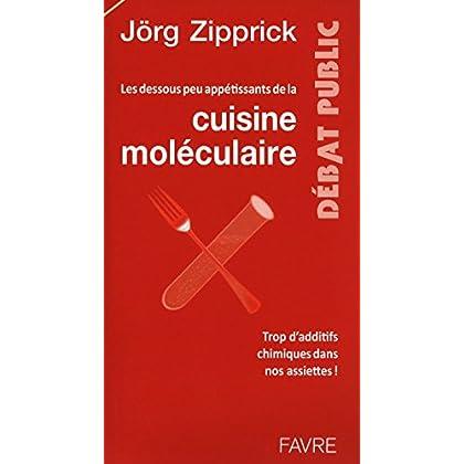 Les dessous peu appétissants de la cuisine moléculaire
