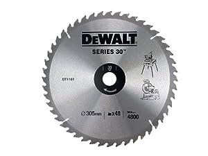 DeWalt DT1161QZ 305 x 30mm x 48-Tooth Construction Circular Saw Blade