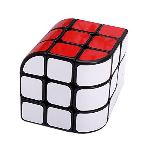 MZStech Nuevo Diseño Estructural Curvo Triedro Cubo