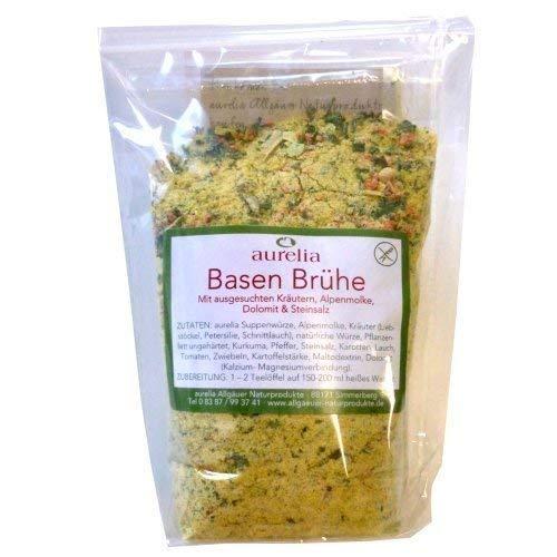 250g Basen Brühe Basensuppe für Ihren Säure Basen Haushalt Basenbrühe glutenfrei
