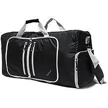 Ryaco R951 Borsa da viaggio, Borse Sportive, Duffel Bag, Borsone leggero e richiudibile 82L, adatto per fare sport, andare in palestra, in vacanza o in viaggio
