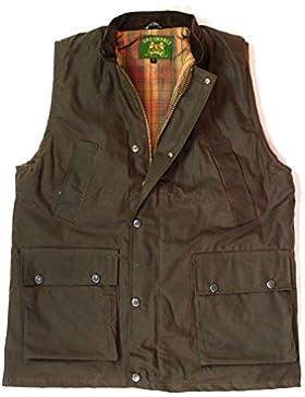 Countrywear By Wholesale Workwear - Chaleco - Básico - para hombre