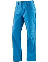 Mammut El Cap Pants Men (Hiking & Climbing Pants long), Farbe-M:atlantic;Groesse-M:54