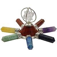 HARMONIZE Quarz Merkaba Sieben Spinning-Energie-Generator Chakra Balancing-Therapie Reiki Healing Kristall Spiritual... preisvergleich bei billige-tabletten.eu