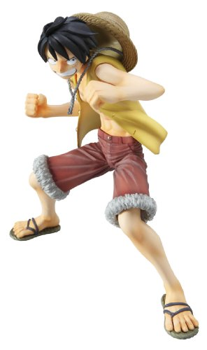One Piece: Excellent Model P.O.P Neo DX Monkey D. Luffy Figure 1/8 Scale [Toy] (japan import) 4