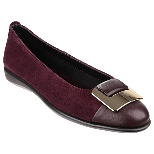 The Flexx Rise N Curry - Scarpe Tipo Ballerine - Donna Indigo