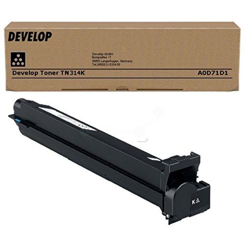 Preisvergleich Produktbild Develop (Magazin) A0D71D1Tonerkartusche und Laser–Tonerkartuschen und Laser (26000Seiten, schwarz)