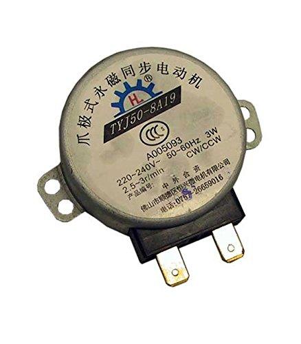 Motor D Training Tablett für Mikrowelle Whirlpool, RADIOLA, Laden, Bauknecht. Leistung: 3/2,5W. 2,5/3Rotationen Pro Minute. Achse: 11mm. RADIOLA: akl270/BL akl272/BL Laden: akl286Whirlpool: avm210/WH avm340/WH avm345/AV avm345/WH avm350av avm350/WH avm354/AV avm401/WH avm404/BL avm404/WP/WH avm414/WH avm421/weiß avm430/WH avm430/WH avm682bl avm683/WH avm684/WH avm907/WH avm914/BL MD112(Blue) MD114/BL MD122MD155mwo175Bauknecht: emwd1820/SW emwd3920/swnoir mcid1125/BR/EU -