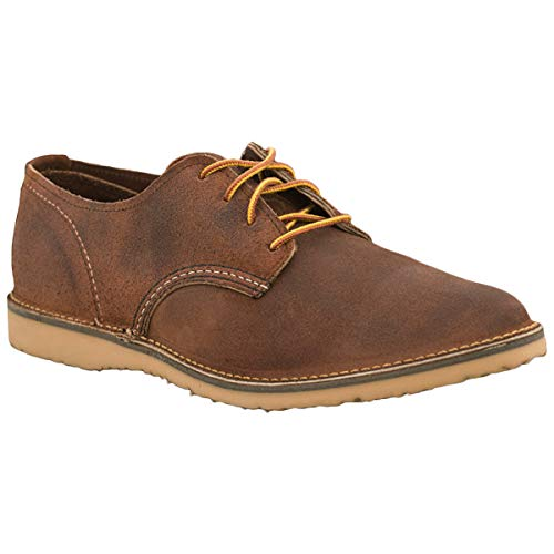 Red Wing Arranque de Red Wing Weekender Oxford para Hombre Red Maple UK8  EU42 US9 30d46a5fa54