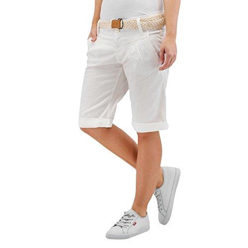 Authentic Style Femme Pantalons & Shorts / Shorts Smilla Blanc