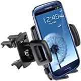 yayago Support voiture pour Samsung Galaxy S3 i9300 Galaxy S4 i9500 S3 LTE i9305 S3 Mini i8190 Galaxy Note 2 N7100 Note 3 HTC One et autres