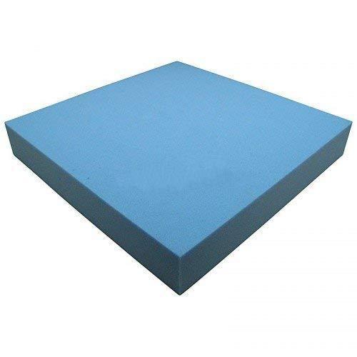 Schaumstoffplatte 50x50cm Schaumstoff Kissen Schaumstoffpolster - extra formstabil - 8cm dick