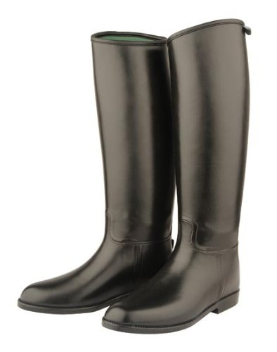 41TJ2kJp0EL BEST BUY UK #1Dublin Universal Tall Boots Horse Riding Boots Standard / Wide Calf ALL SIZES (Black, Adults Wide 4/37) price Reviews uk