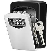 [Wandmontage] Schlüsseltresor, Diyife® Kombinationsschlüssel Safe Speicher Verschluss Kasten für Haus Garagen Schule Ersatz Haus Schlüssel