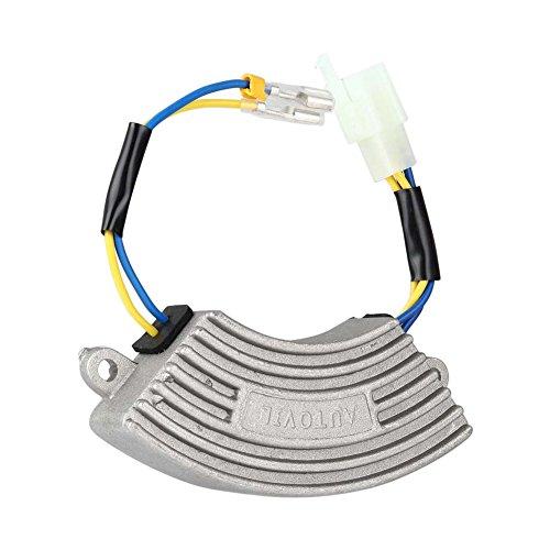 Zreal Generador automático voltaje AVR 2-3.5kW/5-6.5KW/7-8kW