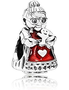Pandora 792005EN07 Mrs. Santa Claus - Winter Neuheit 2016