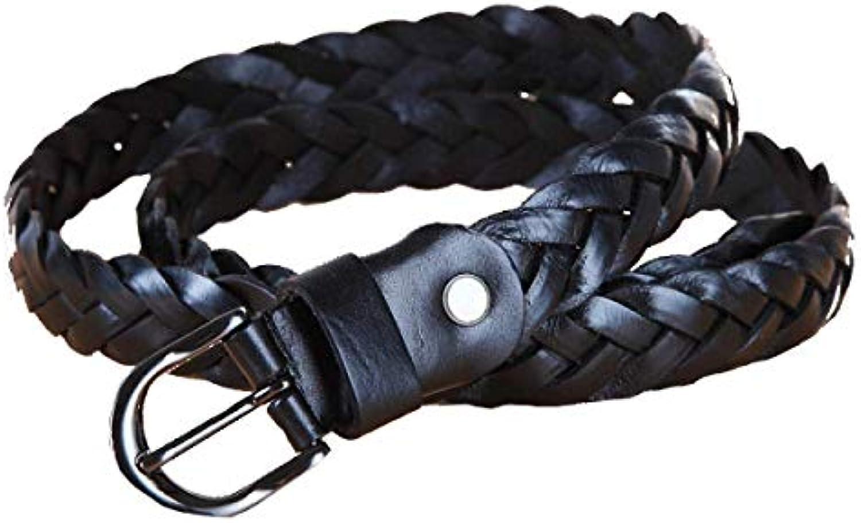 FuweiEncore Cintura in Pelle da Donna 74b18e9f7291