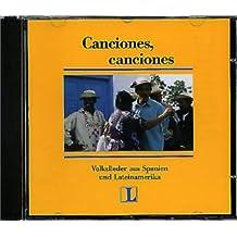 Canciones, Canciones: Volkslieder aus Spanien und Lateinamerika