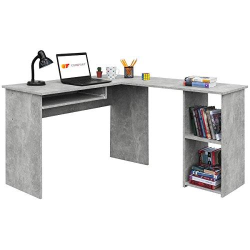 COMIFORT-Escritorio-Mesa-de-Ordenador-Forma-L-120140x40x75-cm