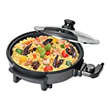 Unibos Multifunctional Electric Cooker Large Non-Stick Surface Easy Clean
