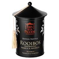Thés de la Pagode rooibos Vanille Amande Edition prestige 100gr