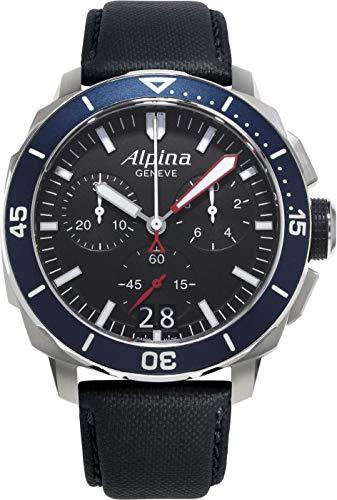 Alpina Geneve Diver 300 Cronografo uomo Cassa solida