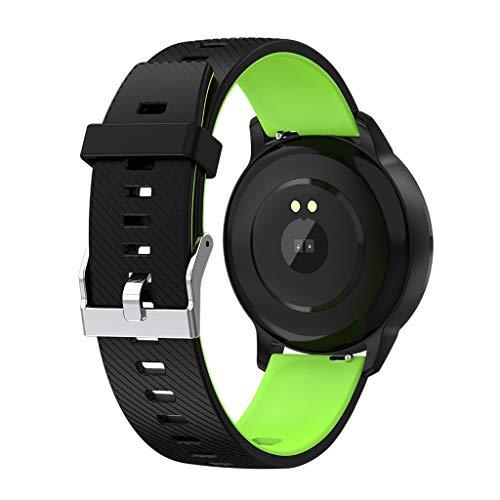 S16 Farbdisplay Multifunktions Intelligente Sportuhr Sportmodus Herzfrequenz Tracker Informationen Prompt Gesundheitsdaten Überwachung Sprachsteuerung/Kompatibel Mit iOS Android Gerät