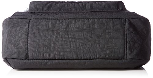 Kipling GARAN K15176900, Damen Schultertaschen 17x26x35 cm (B x H x T) Schwarz (Black)