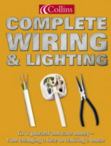 Collins Complete Wiring and Lighting por Albert Jackson