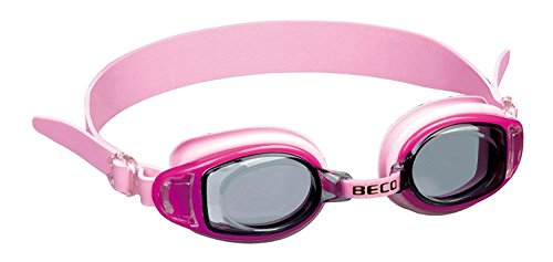 Beco Acapulco Schwimmbrille, Pink, One Size