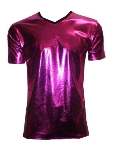 Insanity - T-shirt - Uomo rosa X-Large