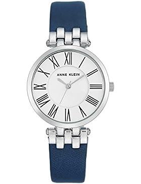 Anne Klein Damen-Armbanduhr AK/N2619SVDB