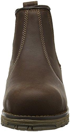 527364b6d4f Apache Men's Flyweight Dealer Safety Boots, Brown (Brown), 8 UK 42 ...