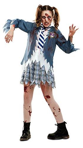 Imagen de my other me  disfraz de estudiante zombie chica para mujer, s viving costumes 202546