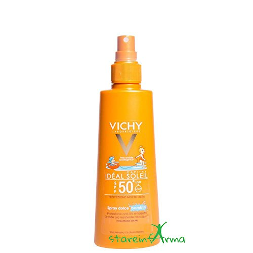 Vichy idéal soleil spray dolce bambini spf 50+
