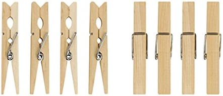 Elliott 36 Wooden Hardwood Clothes Pegs