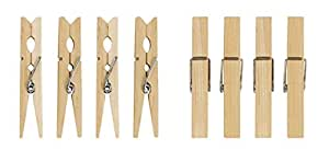 Elliott 36 Wooden Hardwood Clothes Pegs