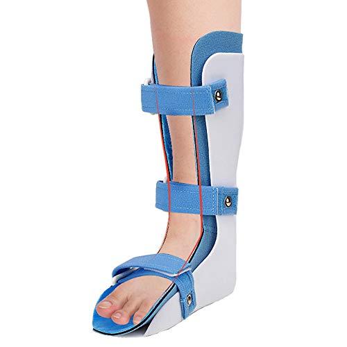 WY- SPLINTS Orthotics Corrector Tag und Nacht Fuß Kind - Nachtschienen bei Plantarfasziitis -Achillessehnenentzündung - für Plantarfasziitis - für Fußorthesen Achillessehnenentzündung,Right-S -