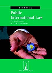 Public International Law Textbook by Alina Kaczorowska (2003-08-28)