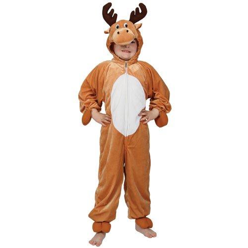 eihnachten Kostüm Karneval Rentier L ()