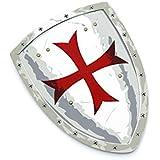 Liontouch 149 maltés Escudo / Escudo Templarios