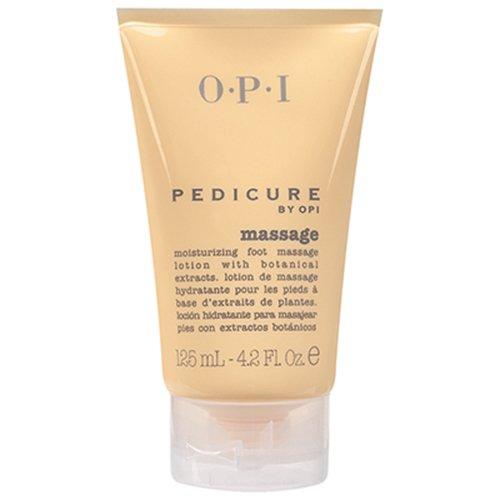 OPI Pedicure Massage Lotion de massage pour les pieds, 125 ml