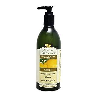 Avalon Organics Lemon Hand & Body Lotion 350ml