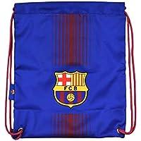 Bolsa Gymsack FC. Barcelona - Producto Licenciado - Medidas 42 x 34 cm.