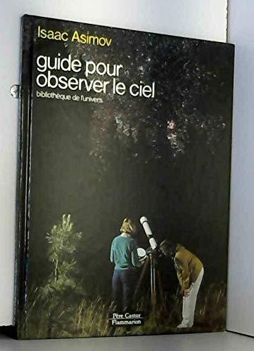 Guide pour observer le ciel