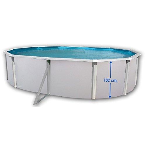 Toi–Pool MAGNUM Oval 550x 366x 132cm Filter 6m³/h
