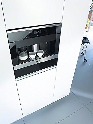 Miele-CVA-6405-Einbau-Kaffeevollautomat-mit-Bohnenmahlwerk-edelstahl