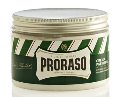Proraso New Pre & Post Shave Cream Eucalyptus & Menthol