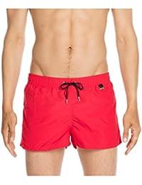 Hom Men's Marina Beach Shorts (Mini Short De Bain) Swim Shorts