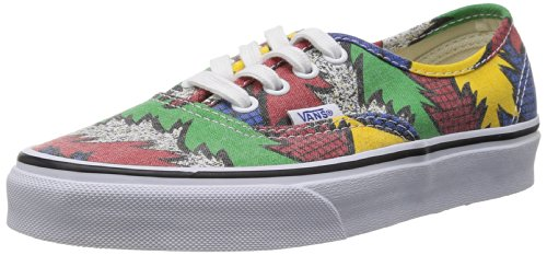 Vans U AUTHENTIC (FRIENDSHIP) MU VVOEAX4 Sneaker, Unisex Adulto Multicolore